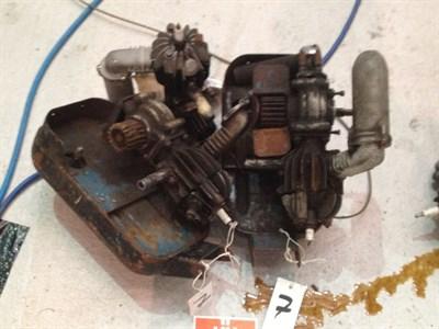 Lot 7-Mini-Motor Assembly