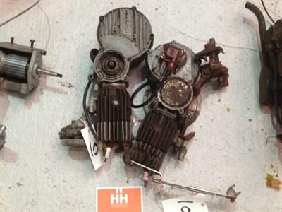 Lot 10-Garelli Mosquito Engine