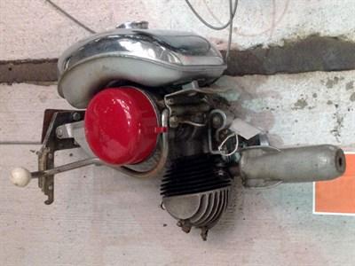 Lot 6 - Power Pak Cycle Motor