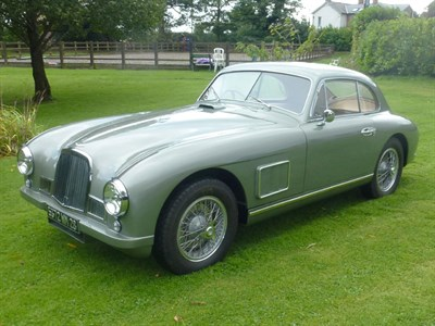 Lot 58-1951 Aston Martin DB2