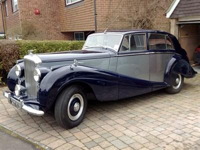 Lot 44 - 1952 Bentley MK VI H.J. Mulliner Saloon