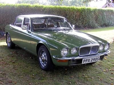 Lot 30 - 1978 Daimler Sovereign 4.2
