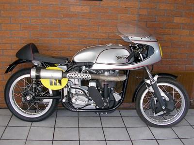Lot 78-1953 Norton Manx 30M