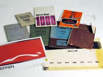 Lot 21-Assorted Literature