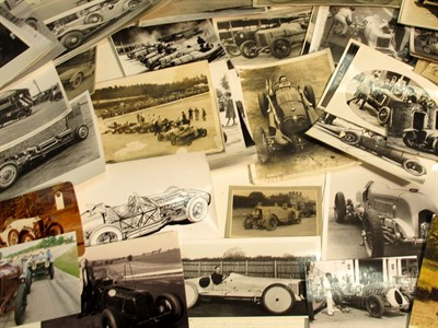 Lot 37-A Quantity of Photographs