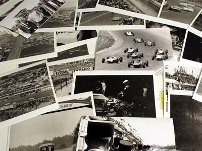 Lot 38-A Quantity of Motor Racing Photographs