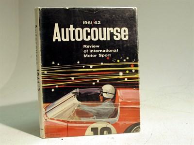 Lot 80-1961/62 Autocourse Annual