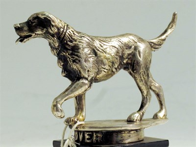 Lot 92-Rover 'Red Setter' Accessory Mascot