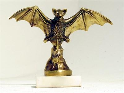 Lot 47-'Vampire Bat' Accessory Mascot by E.Bregeon