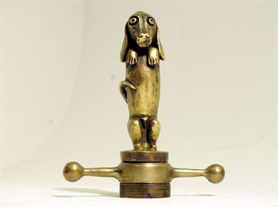 Lot 69 - 'The Standing Daschund' Accessory Mascot