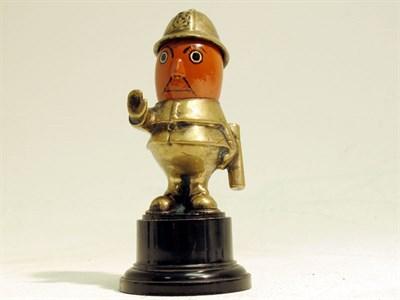 Lot 43-A Hassall 'Bobby' Policeman Mascot