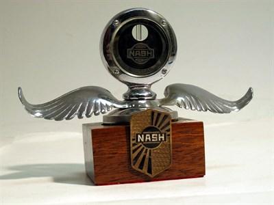 Lot 50-A Nash Motors Calorimeter