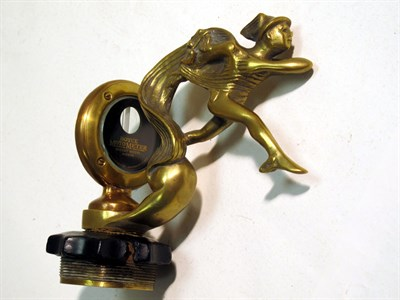 Lot 51-A 'Mercury the Winged Messenger' Accessory Mascot