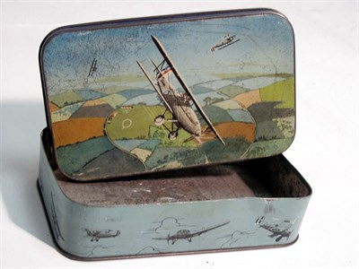 Lot 54-A Pictorial Tin for 'Callard & Bowser' Toffees