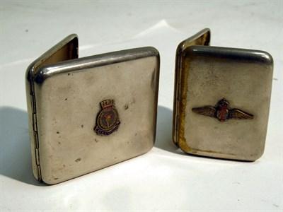 Lot 56 - Two Cigarette Cases