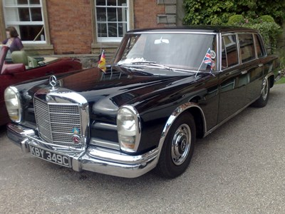 Lot 45 - 1965 Mercedes-Benz 600 Saloon