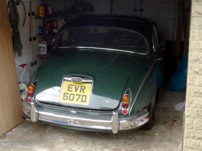 Lot 3 - 1966 Jaguar MK II 2.4 Litre
