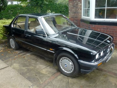 Lot 33 - 1984 BMW 316i