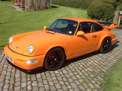 Lot 37 - 1989 Porsche 911 Carrera RS Evocation