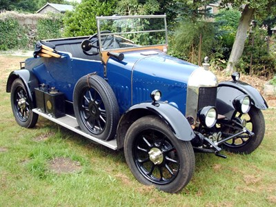 Lot 49 - 1925 Morris Cowley 'Bullnose' Tourer