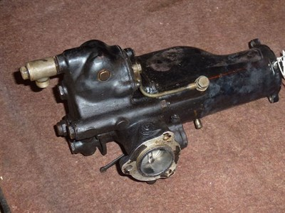 Lot 404 - A Rolls-Royce Carburettor