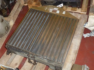 Lot 405 - A Rolls-Royce Radiator