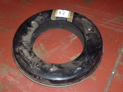 Lot 410 - A Rolls-Royce Spare Wheel Cover