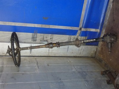 Lot 422 - A Rolls-Royce Steering Column
