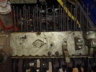 Lot 441-A Rolls-Royce Crankcase