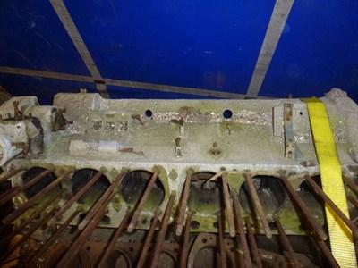 Lot 454-A Rolls-Royce Crankcase