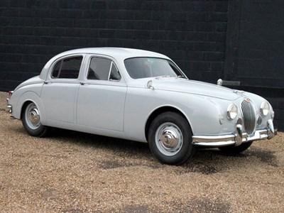 Lot 58 - 1959 Jaguar MK I 3.4 Litre