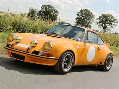 Lot 14 - 1985 Porsche 911 RSR Evocation