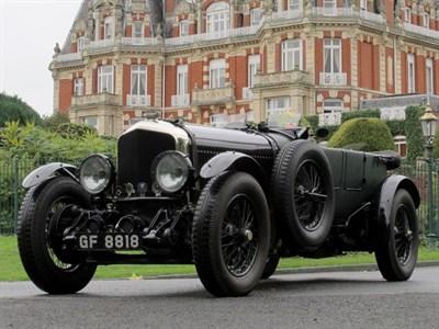 Lot 77-1930 Bentley 6.5 Litre 'Le Mans' Team Car Evocation