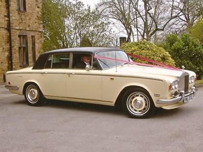 Lot 69 - 1975 Rolls-Royce Silver Shadow
