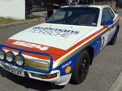 Lot 70 - 1982 Porsche 924