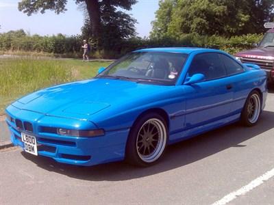 Lot 71 - 1994 BMW 850Ci
