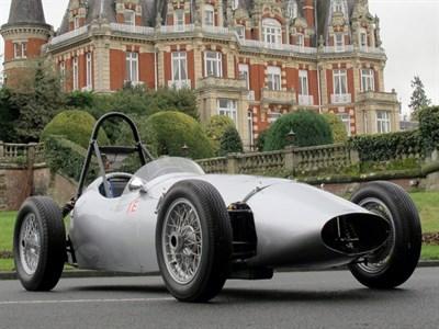 Lot 48-1957 Smith Formula 2 Single Seater