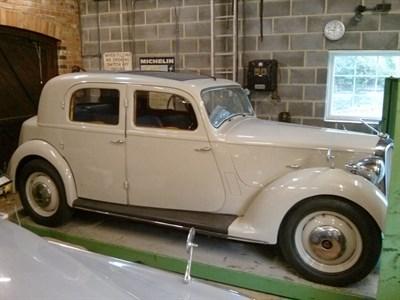 Lot 24-1949 Rover P3 75