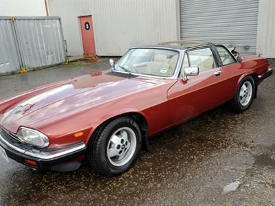 Lot 72 - 1987 Jaguar XJ-SC 5.3