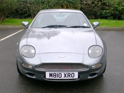 Lot 11-1995 Aston Martin DB7