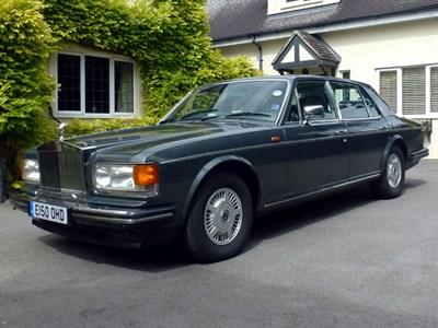 Lot 83-1988 Rolls-Royce Silver Spirit