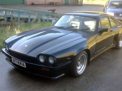Lot 81 - 1989 Jaguar XJ-S 4.0 Lister