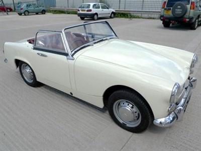 Lot 78-1962 Austin-Healey Sprite MKII