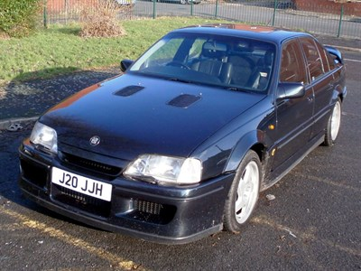 Lot 30 - 1992 Vauxhall Lotus Carlton