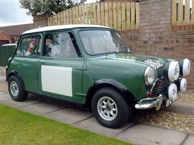 Lot 81-1965 Morris Mini Cooper