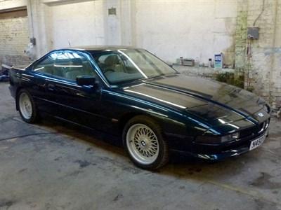 Lot 76-1995 BMW 840Ci