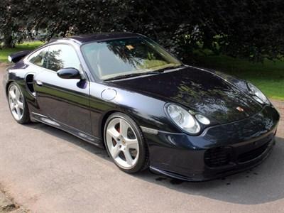 Lot 30-2003 Porsche 911 Turbo