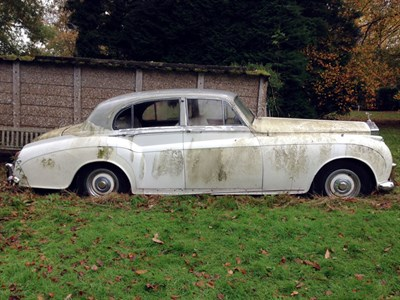 Lot 26-1956 Rolls-Royce Silver Cloud by James Young