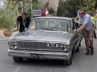 Lot 49-1964 Ford Falcon Sprint