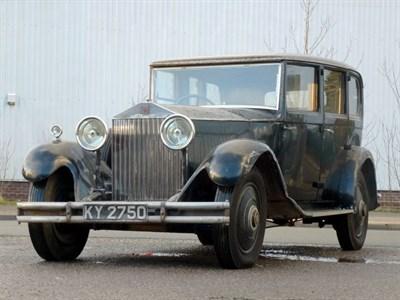 Lot 49 - 1932 Rolls-Royce 20/25 Limousine